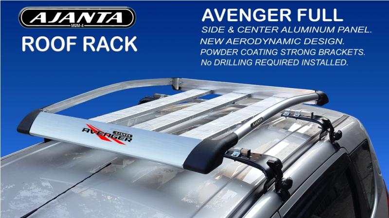 AJANTA-ROOF RACK-LUGGAGE CARRIER-ROOF TOP CARRIER-LUGGAGE RACK FOR-ERTIGA-SUVCAR