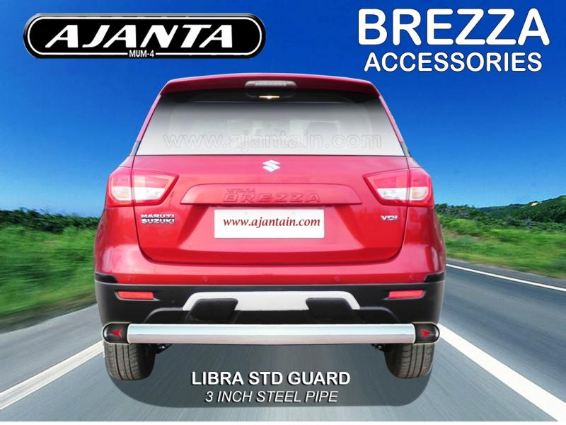 BACK-GUARD-FOR-MARUTI-BREZZA-LIBRA-STD-NEW-REAR GUARD-AJANTA-GUARD-MANUFACTURES.