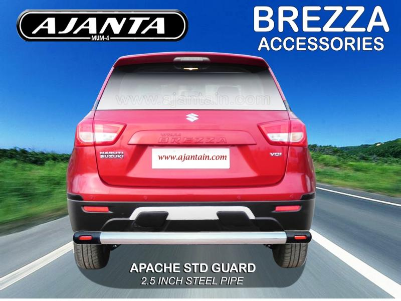 LATEST-BACK-GUARD-REAR-GUARD-FOR-BREZZA-APACHE-NEW-REAR-GUARD-2016-AJANTA-MUMBAI