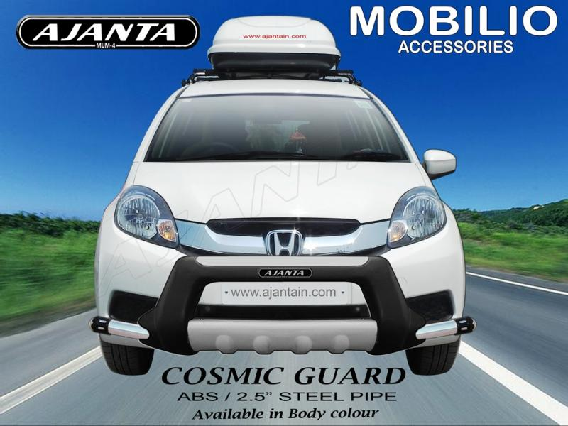 Ajanta Enterprise Honda Mobilio Accessories Front Guard