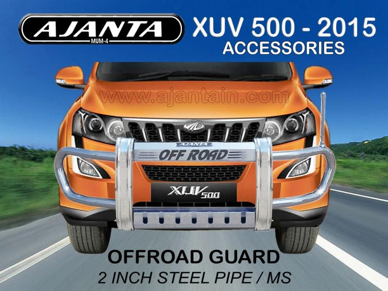 FRONT GUARD OFFROAD FOR NEW XUV 500 W-10 ACCESSORIES AJANTA ROOF CARRIER & RACKS
