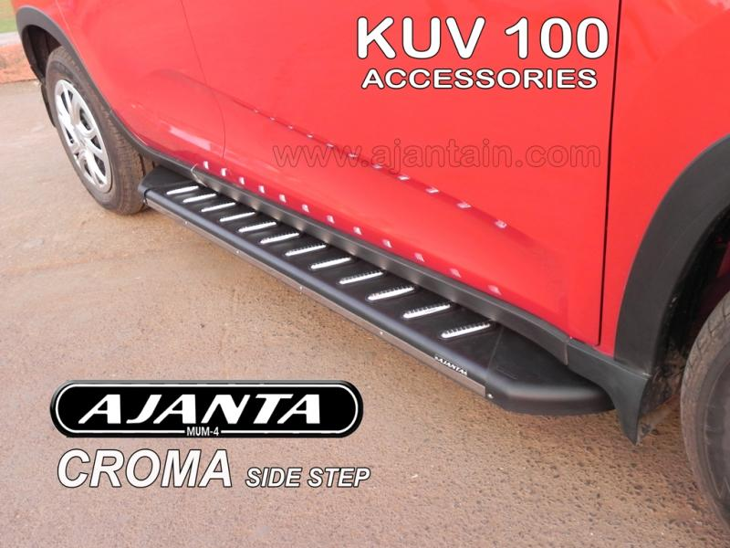Ajanta Enterprise Mahindra Kuv100 Accessories Front