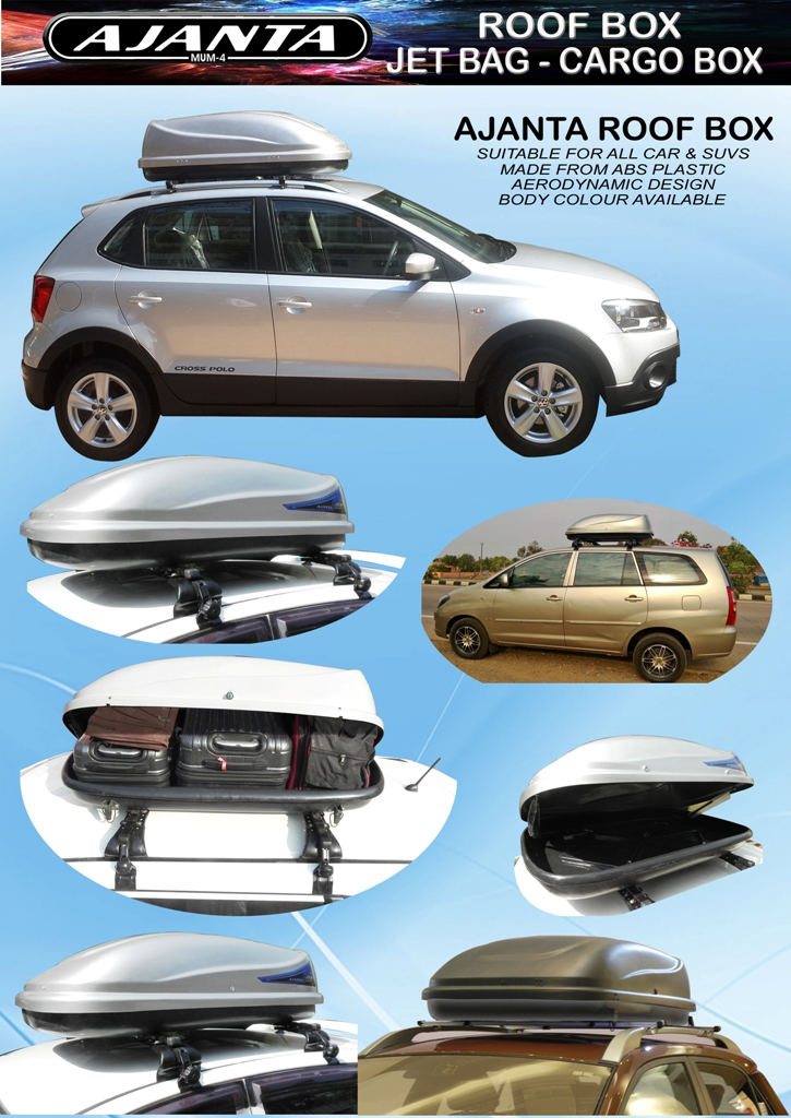 Perfect ROOF BOX FOR ERTIGA ROOF BOX FOR CAR SUV SMALL CARS ABS