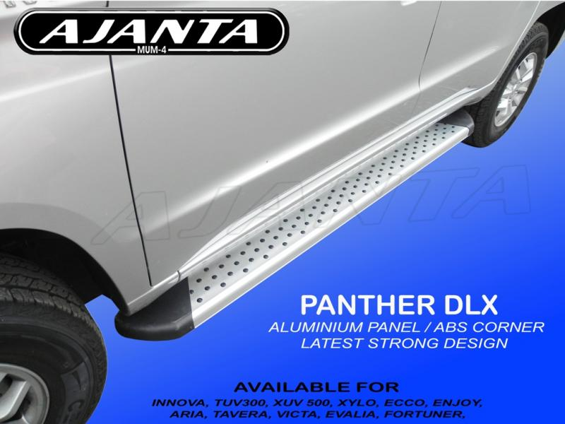 SIDE-STEP-TUV-300-PANTHER-DLX-AJANTA-RUNNING-BOURD-SIDE-GUARD-MANUFACTURE-MUMBAI