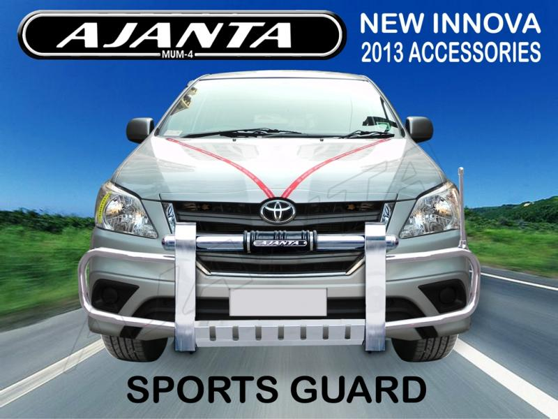 front_guard_sports_for_new innova-z modle_2013_ajanta_guard_frontguard_ss-guard.